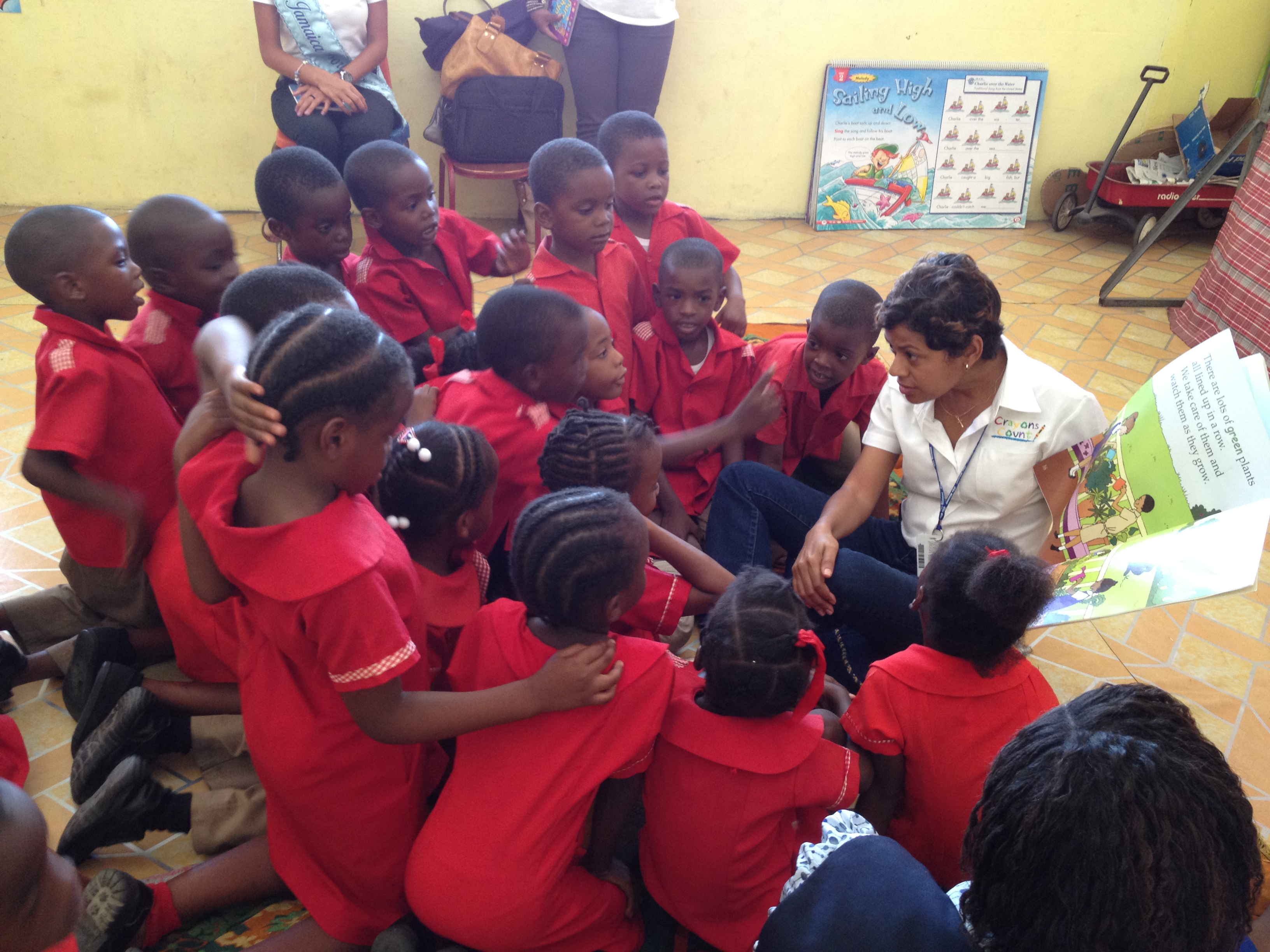history of early childhood education in jamaica