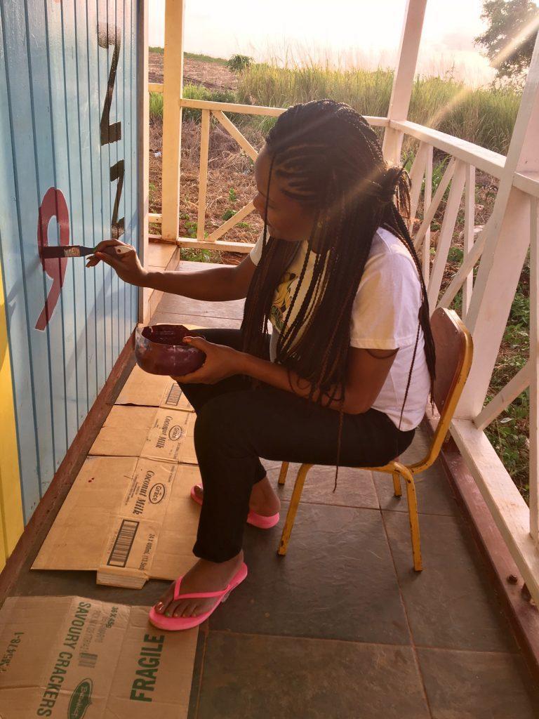Zeena Banks, Jamaicans Inspired UK
