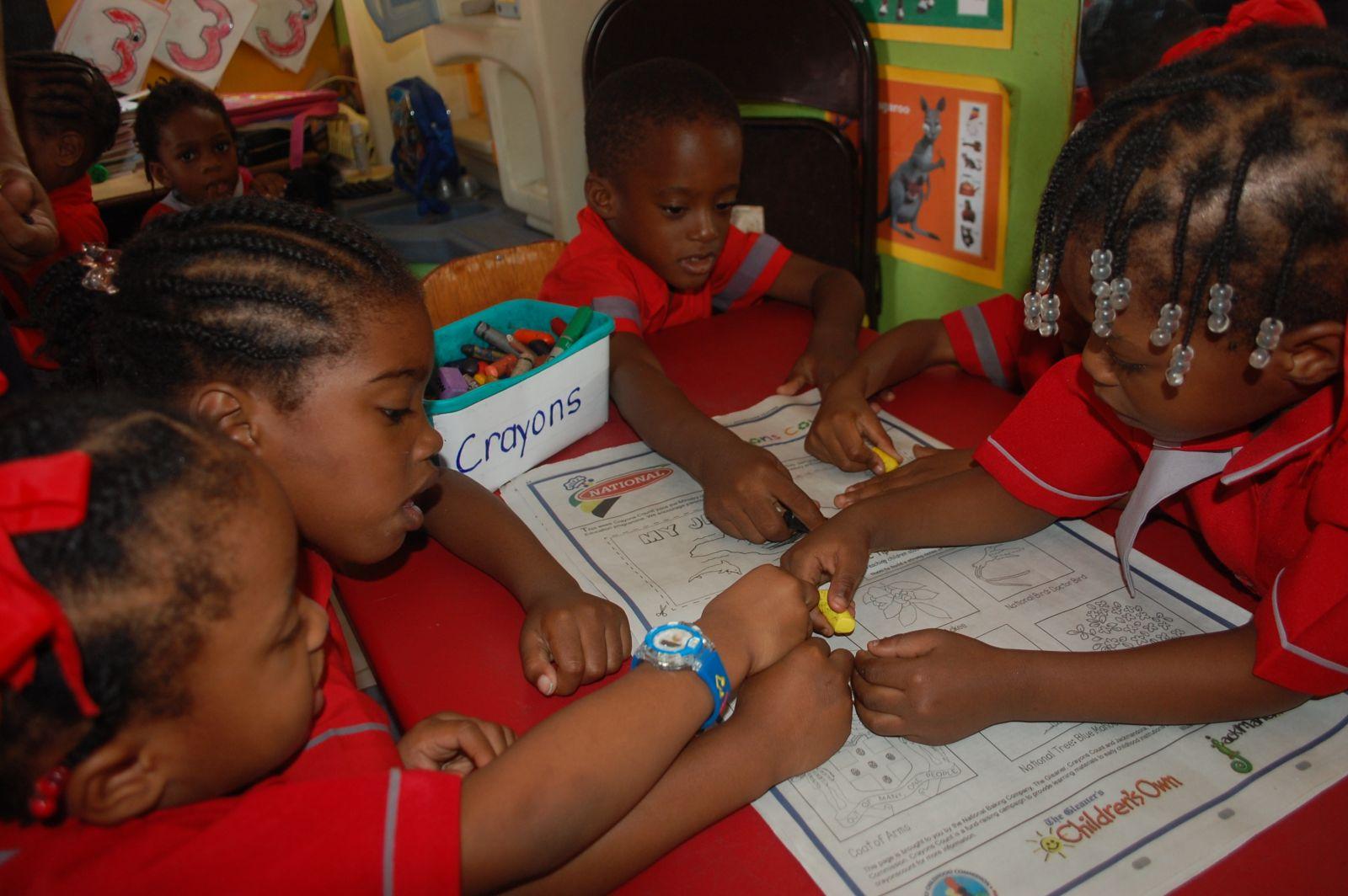 Photos Crayons Count Do Good Jamaica
